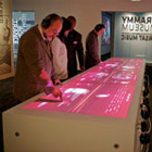 Вид интерактивного стола